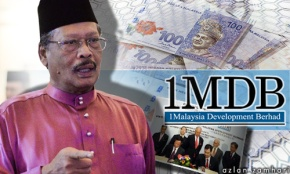The Attorney General defends 1MDB