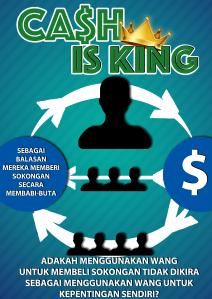 Shahir Samad yang mengaku menerima RM1 juta, merupakan penyokong tegar Najib Razak